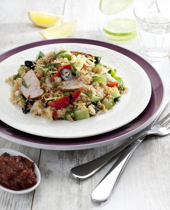 Couscous salade NewFysic
