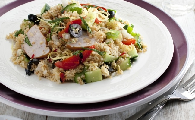 Couscous salade NewFysic