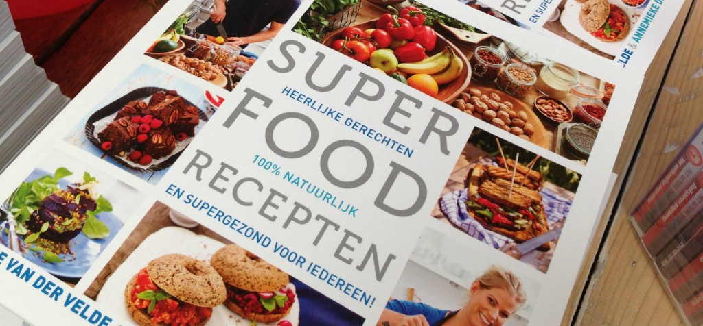Superfood Recepten cover