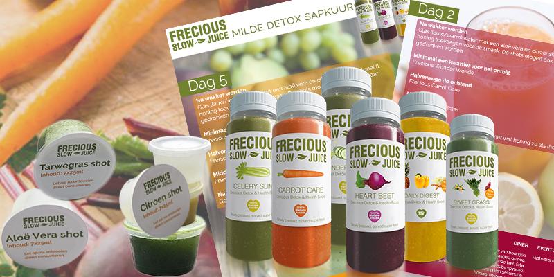 Frecious Detox pakket
