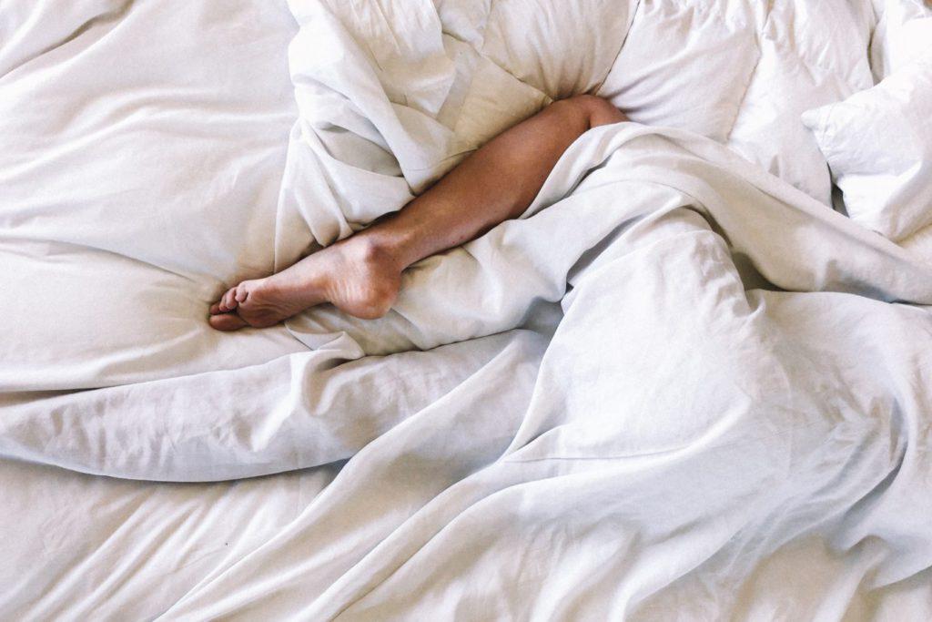 winterhanden en - voeten, bed, been, voet