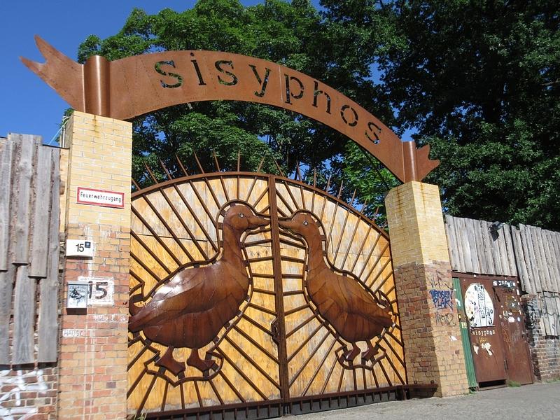 sisyphos berlijn