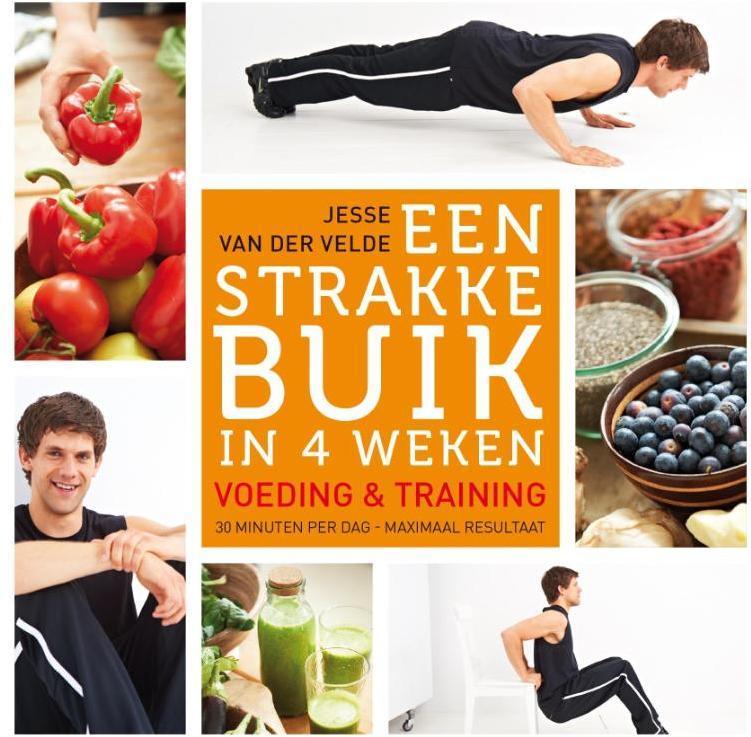 WIN - een strakke buik in 4 weken - Jesse van der Velde