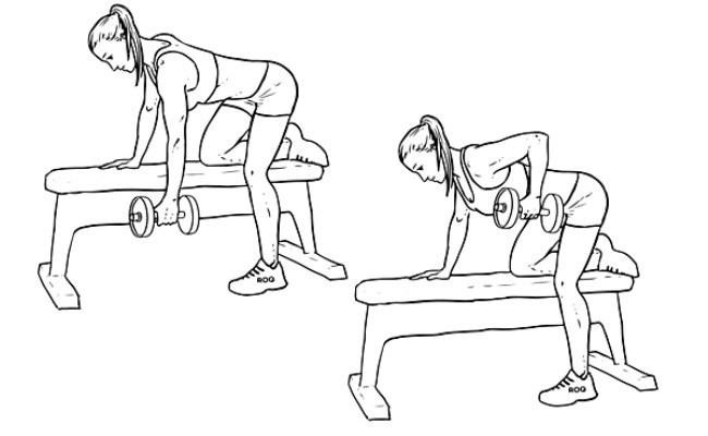 oefeningen voor een sterke rug