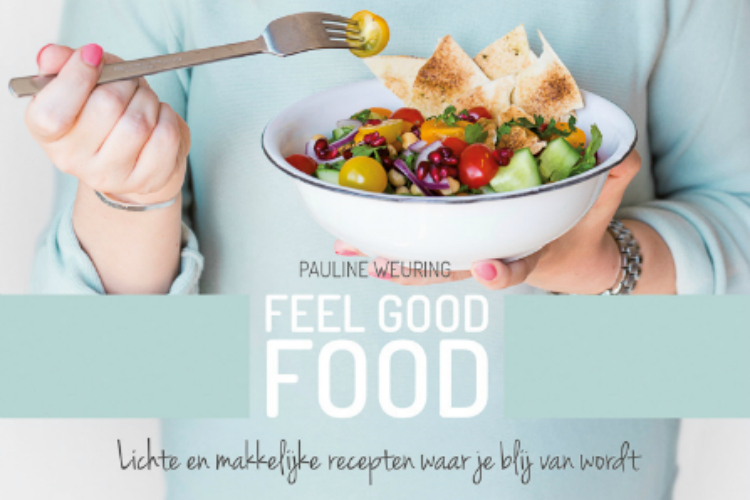Feel Good Food, pauline weuring