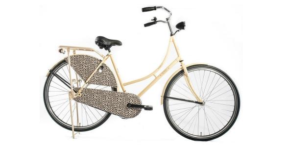 omafiets luipaard, fiets