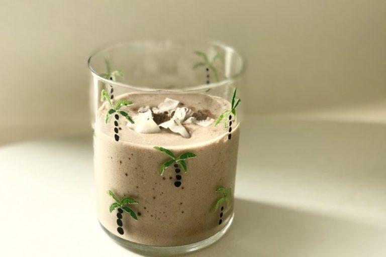 choco coco proteine shake