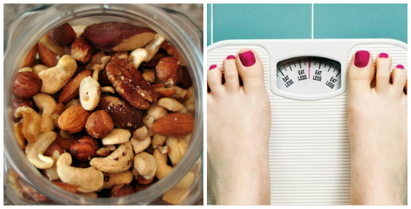 gezond eten vs afvallen, goede voornemens