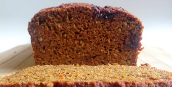 gezonde worteltaart carrot cake