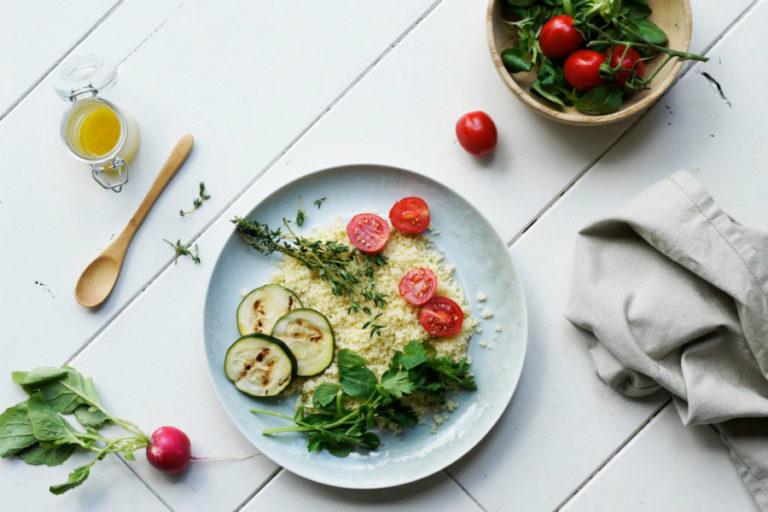 gierst salade