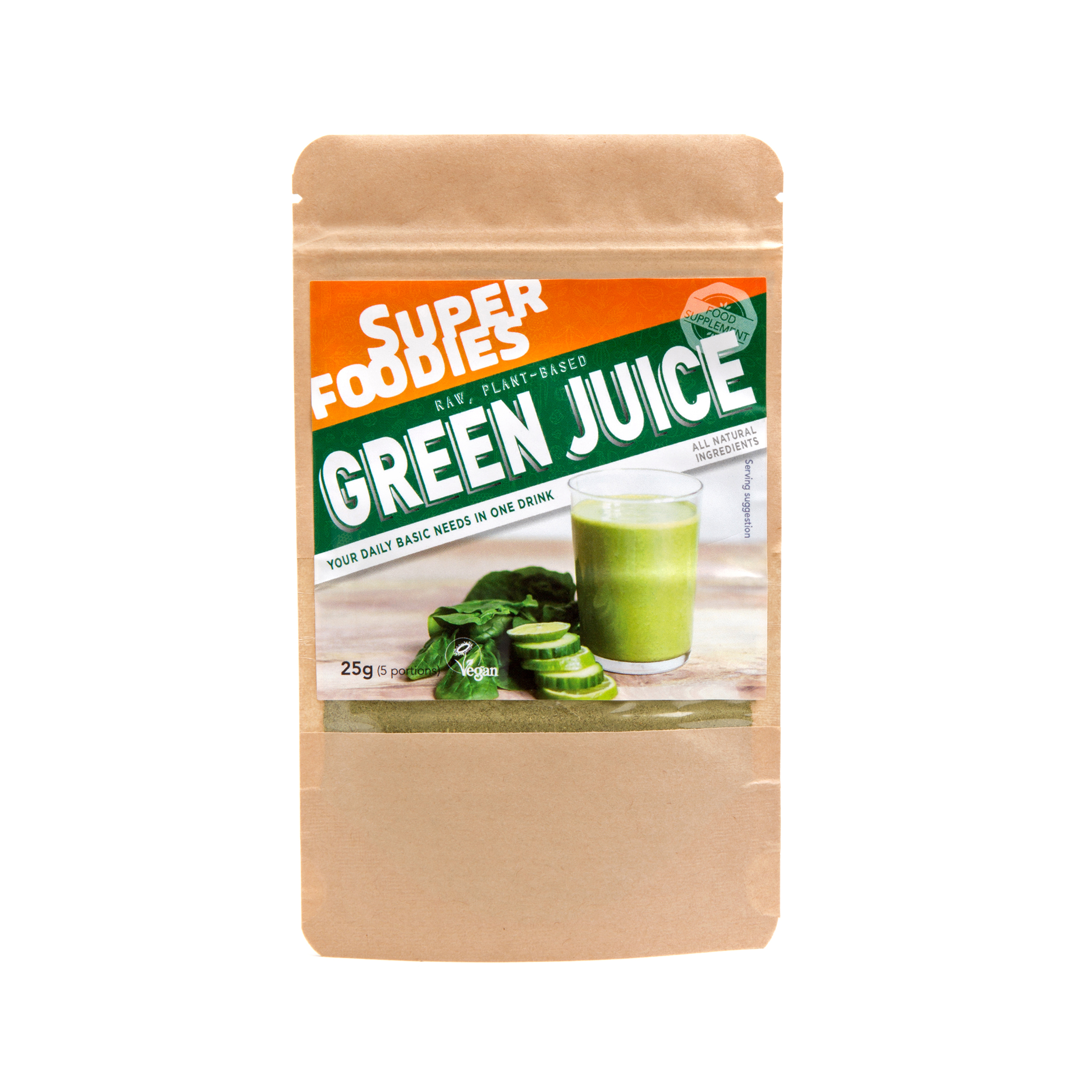 green juice , superfoodies