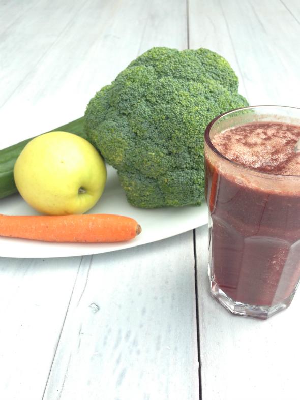 groentesap recept detox