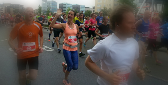 halve marathon amersfoort