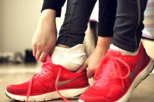 Hardlopen tijdens de feestdagen