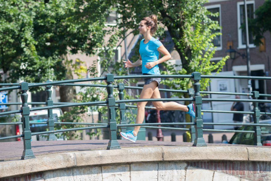 hardlopen daisy i love health boek