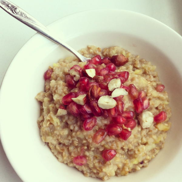 Hedendaags 3 x havermout recept: oma's ontbijt - I Love Health UV-77