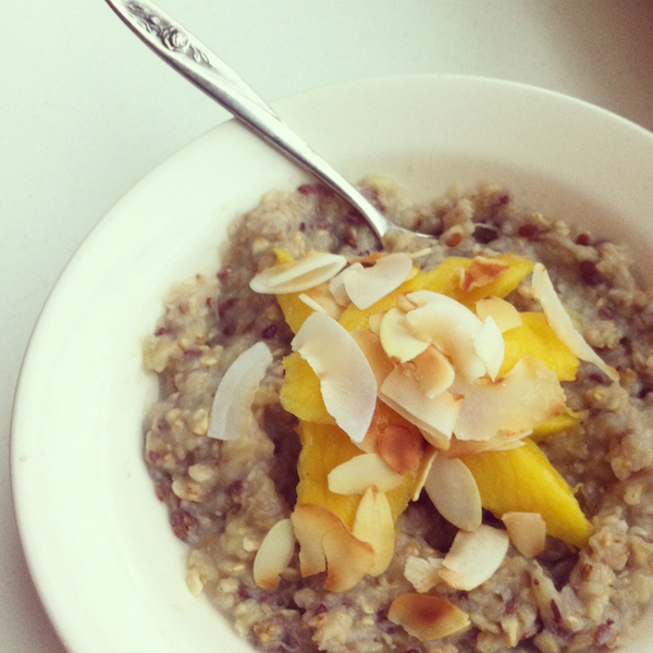 Fonkelnieuw 3 x havermout recept: oma's ontbijt - I Love Health DC-86
