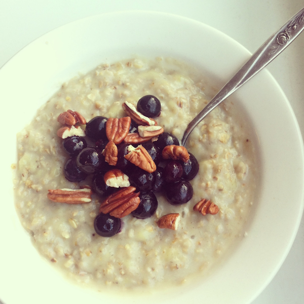 Verwonderend 3 x havermout recept: oma's ontbijt - I Love Health QL-66