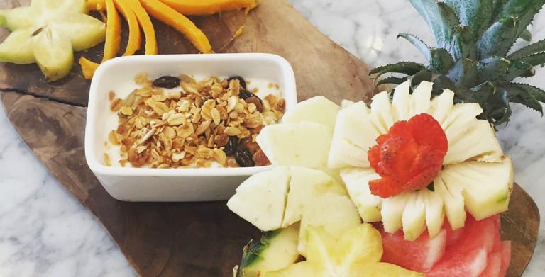 healthy hotspots bali, cafe organic