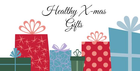 healthy xmas gifts