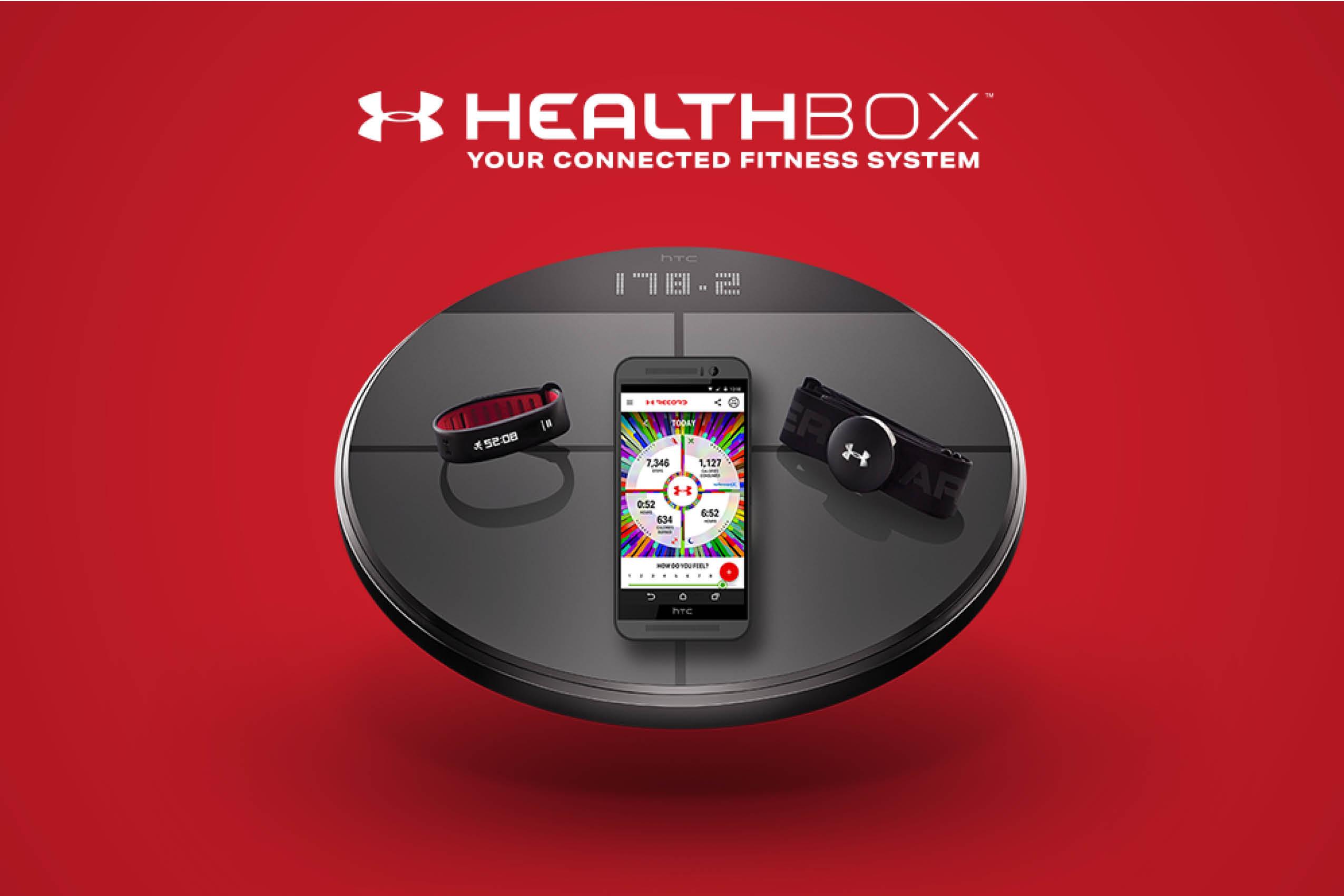 Under Armour Healthbox