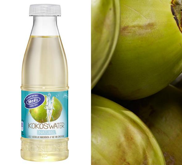 Hero kokoswater naturel - kokos drinks