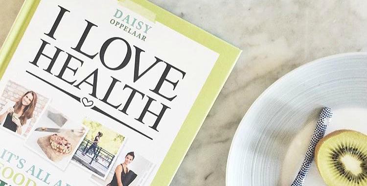 i love health boek