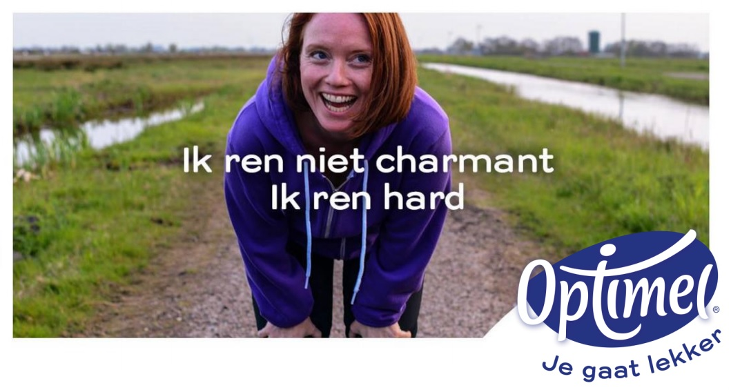 ik ren hard - marikenloop, optimel