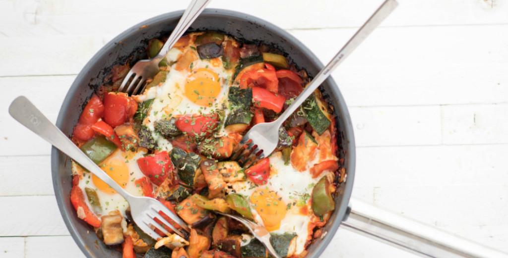 italiaanse groenteschotel i love health boek ul