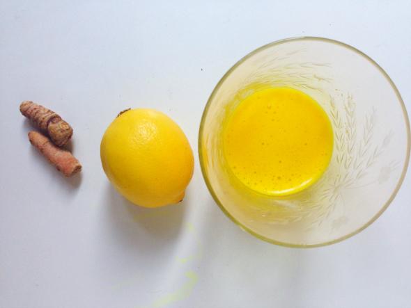 jamu health shot kurkuma geelwortel