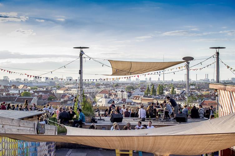 rooftop berlijn, klunkerkranich