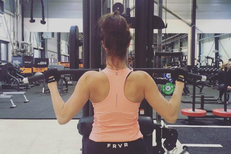 krachttraining, fitness, personal body plan, FRVR, hub