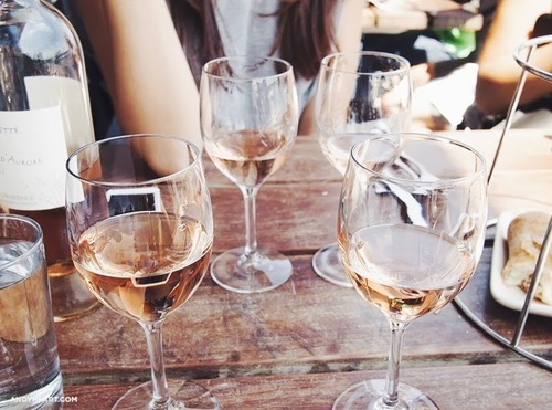 wijn - redenen waarom je niet afvalt