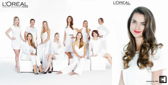 l'oréal voor Free a Girl