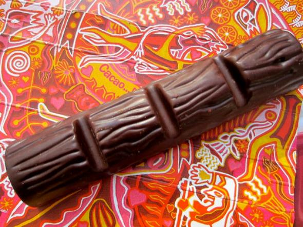 lovechock open, gezonde snack - gezonde vervangers van chocolade