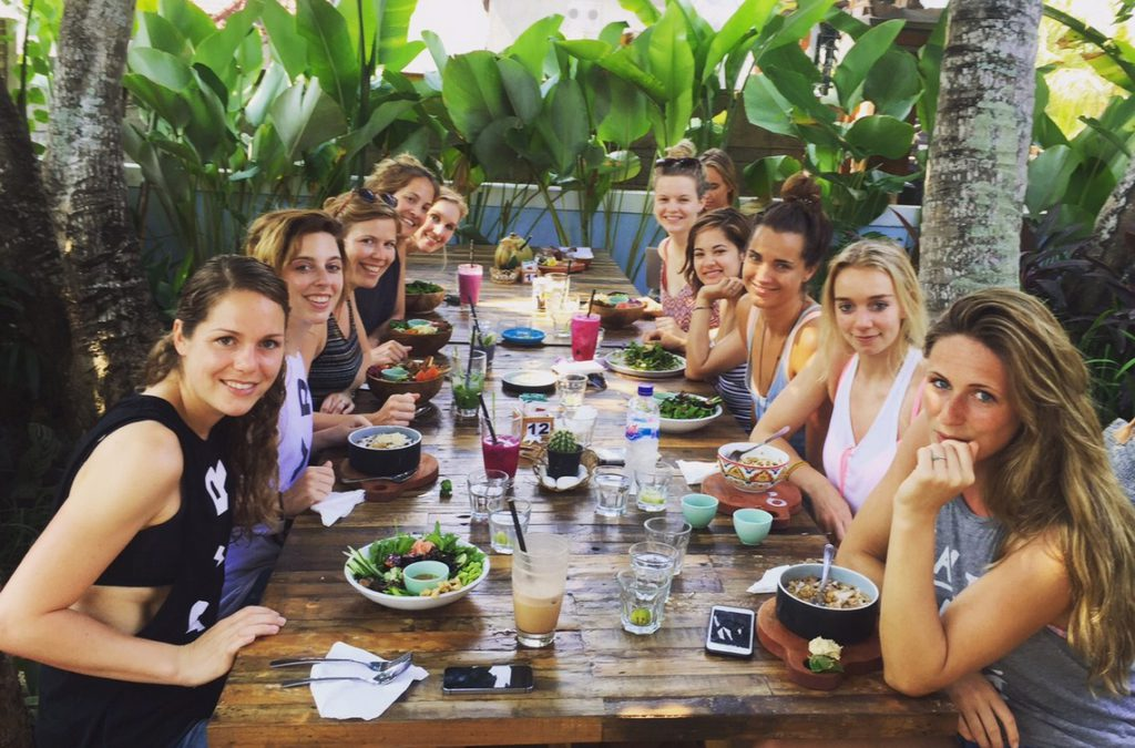 lunch the shady shack i love health retreat bali (1)