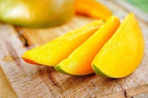 Mango voor een jonge huid