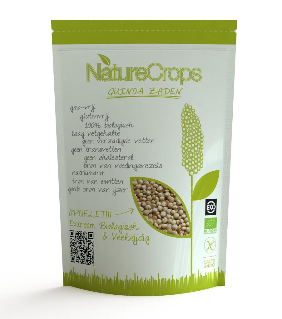 Quinoa zaden van Naturecrops