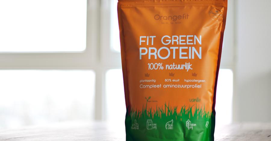 orange fit protein
