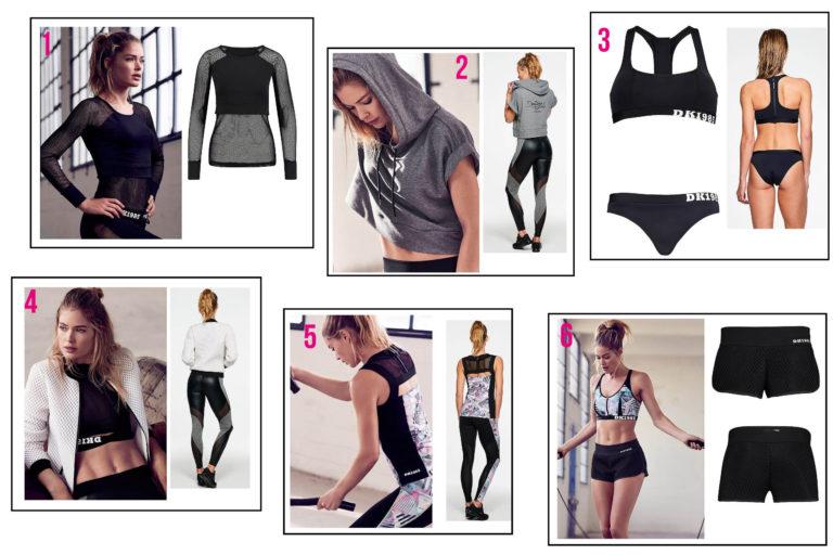 Doutzen sport, januari, outfit, sport