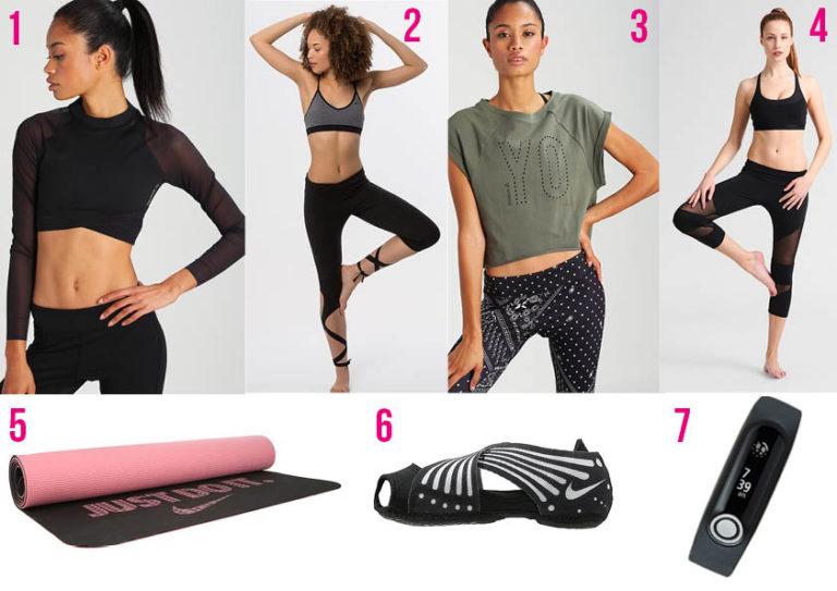 sportlook yoga