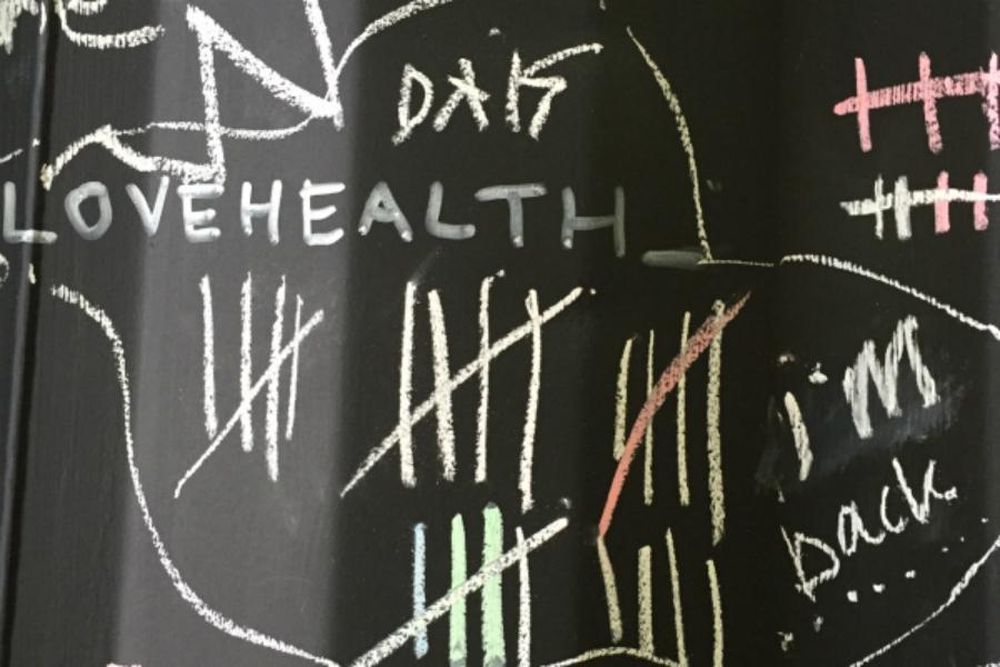 personal body plan wall hub