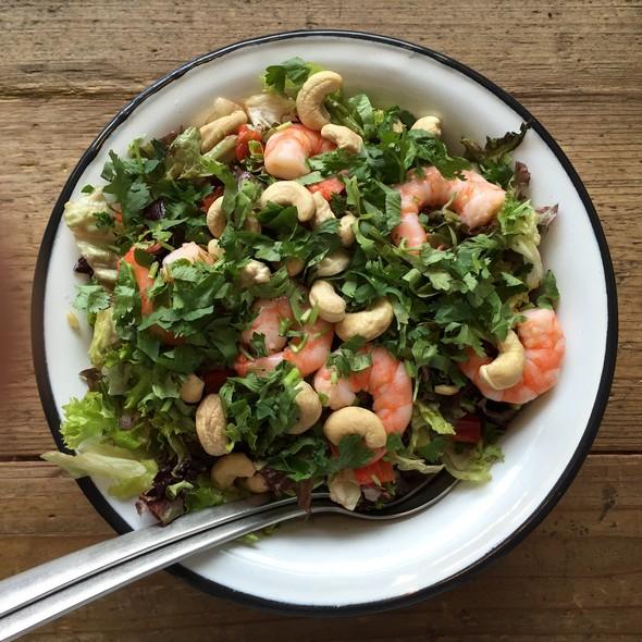 photo diary juni, juice & salad, salade