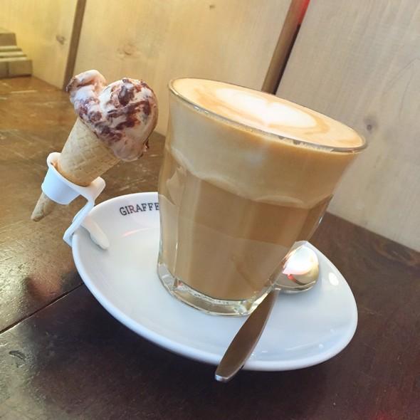 photo diary juni (26) - mini ijsje, koffie, latte, soja