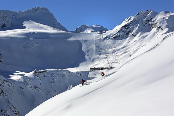 ötztal oostenrijk skigebied