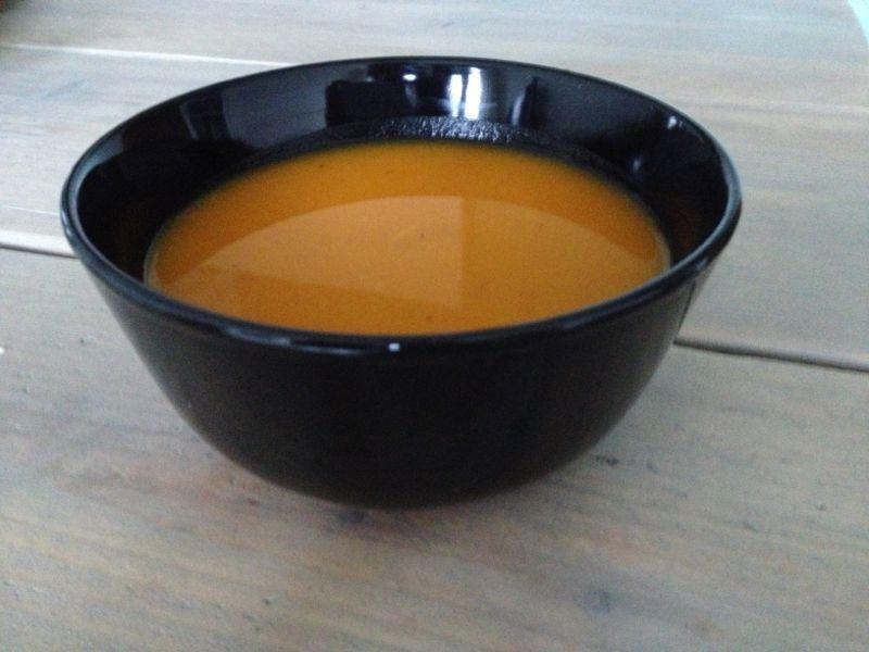 Pompoen venkel soep - gezonde soep recepten