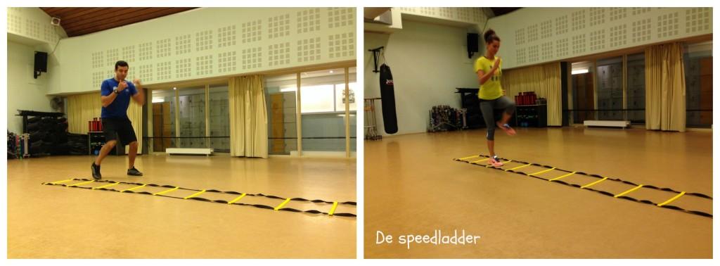 Speedladder als onderdeel van OPT model