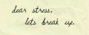 stress - buikvet verliezen