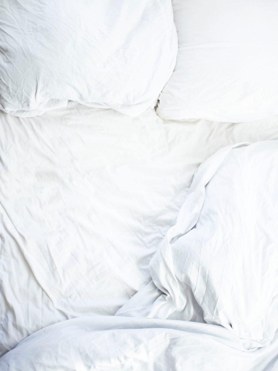 tips tegen verkoudheid, bed