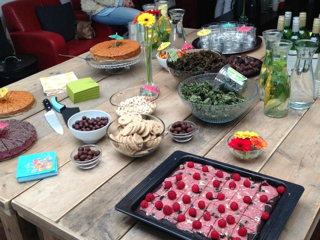 Superfood Recepten gerechten op tafel